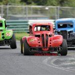 Legends racer James puts the brakes on till 2021 season
